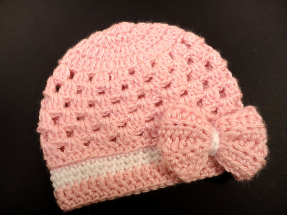Crochet Baby Hat Pattern Newborn To 3 Years Baby Girl Hat Sassy